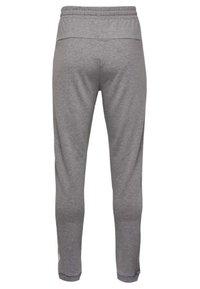 Hummel - RAY - Tracksuit bottoms - grey - 1