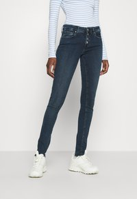 Mavi - ADRIANA - Jeans Skinny Fit - dark brushed - 1