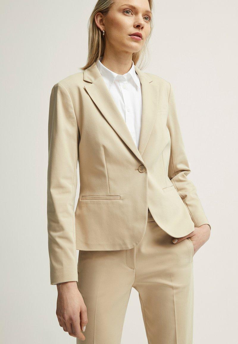 STOCKH LM - DESS - Blazer - beige