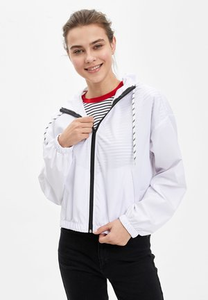 Light jacket - white