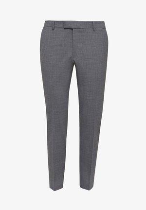 ACTIVE SUIT - Oblekové kalhoty - dark grey