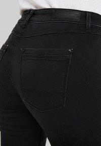Esprit - Jeans Skinny Fit - black dark wash - 3