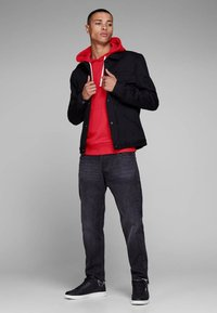 Jack & Jones - Hoodie - tango red - 1
