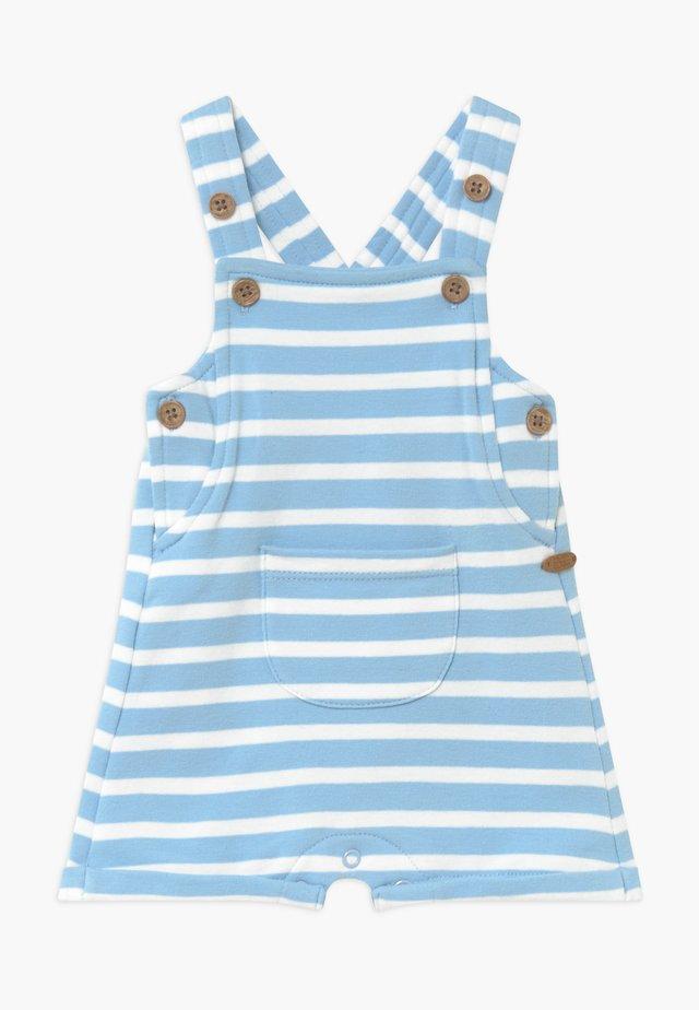 MENDI  BABY - Salopette - blue fog
