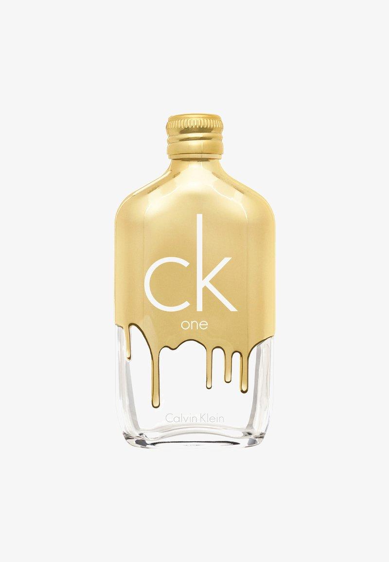 Calvin Klein Fragrances - CK ONE GOLD EAU DE TOILETTE - Woda toaletowa - -