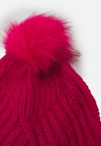 Marks & Spencer London - GEO BOBBLE HAT - Beanie - hot pink - 3