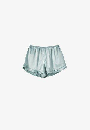 MIT VOLANT - Pyjama bottoms - blue