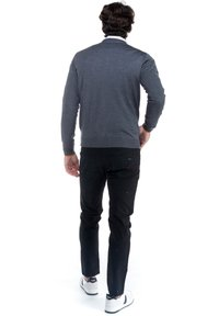 Harmont & Blaine - PARICOLLO TOTAL EASY CARE - Sweatshirt - grigio scuro - 1