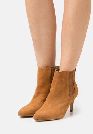 YASSULPIR BOOTS - Ankle boots - biscuit