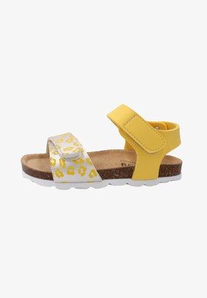 Sandalen - amarillo