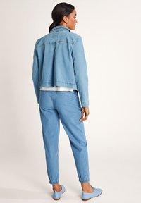 comma - Denim jacket - blue - 2