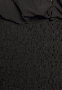 NA-KD - OFF SHOULDER  - Long sleeved top - black - 6