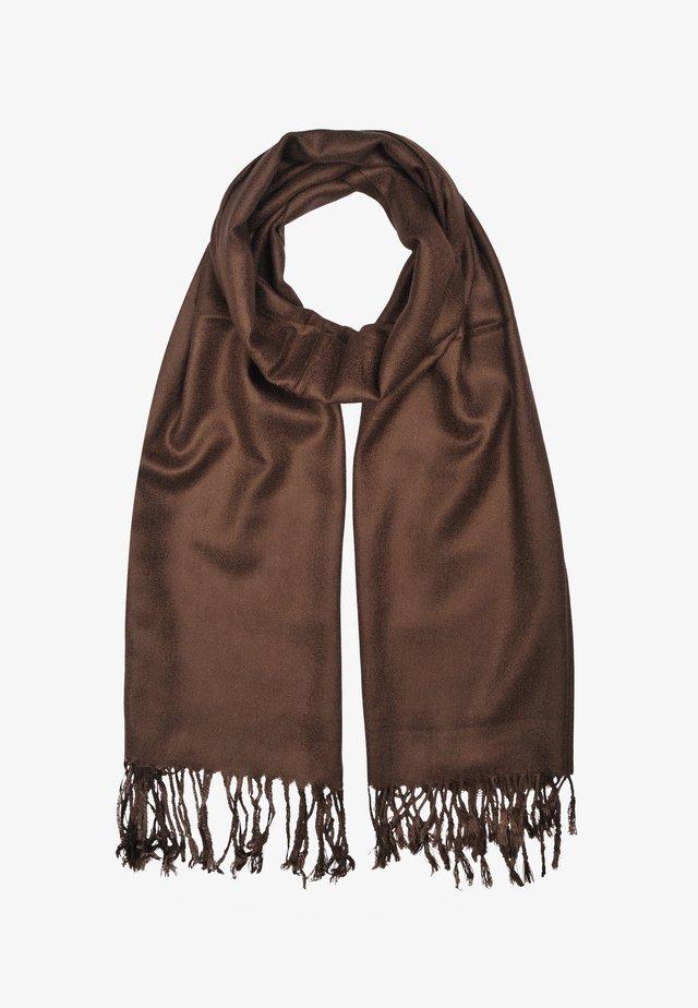 Halsduk - brown