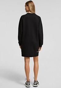 KARL LAGERFELD - Denní šaty - black - 2