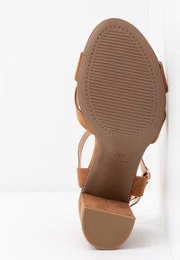 Dorothy Perkins - SERENA UPDATE - High Heel Sandalette - tan - 6