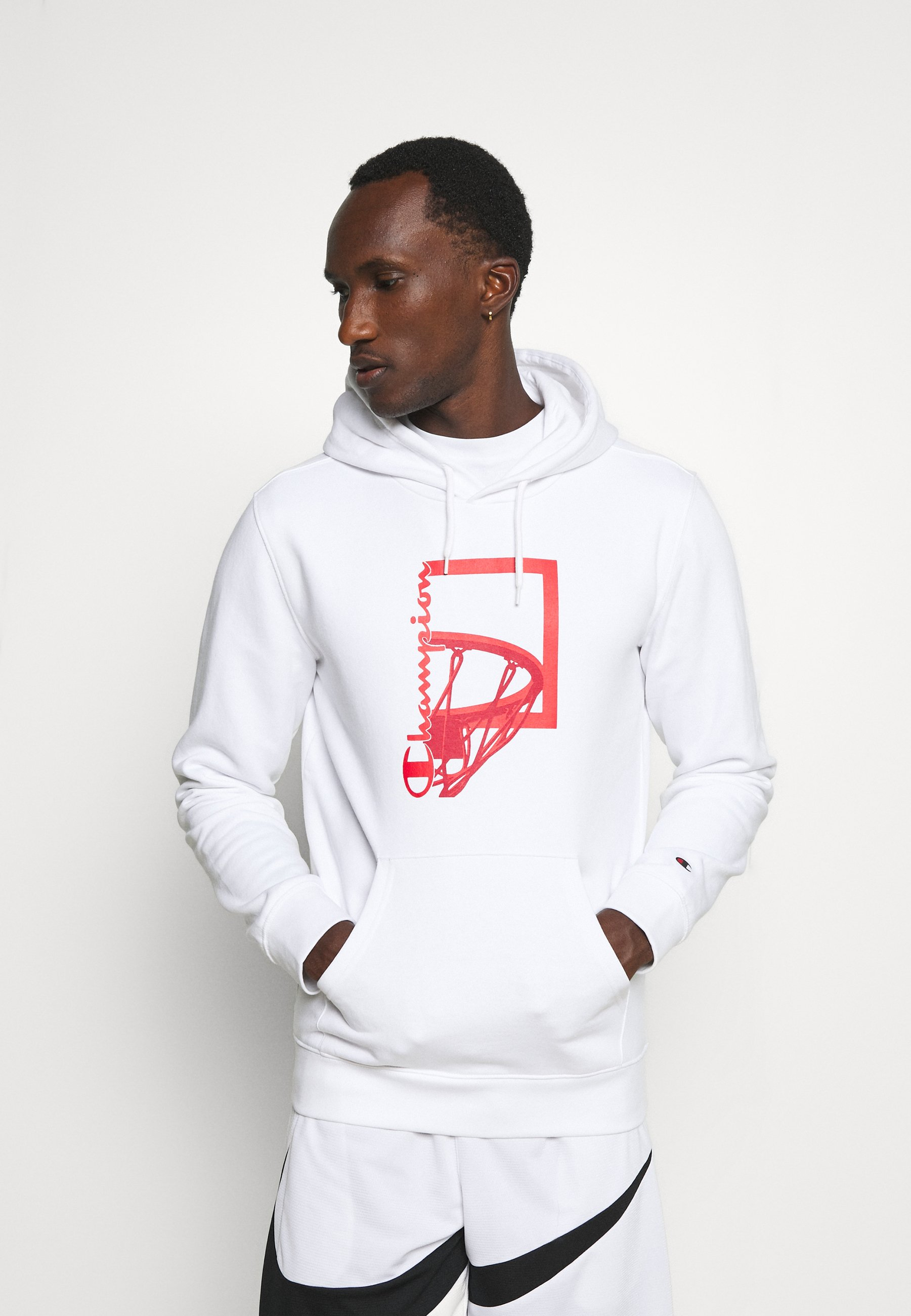 Homme GRAPHIC SHOP BASKET HOODED - Sweatshirt