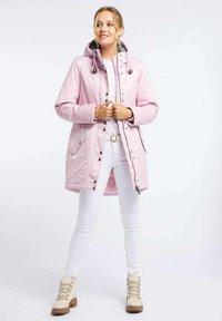 DreiMaster - Winter coat - powder pink - 1