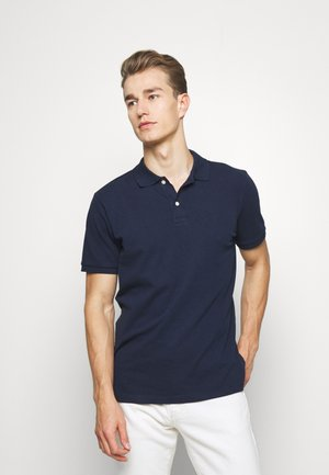 SOLID - Polo - tapestry navy