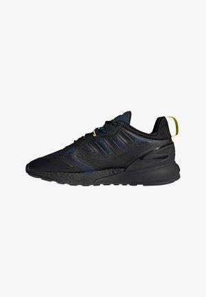 Sneakers basse - schwarzblaugelb