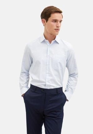 REGULAR FIT - Shirt - blue checked