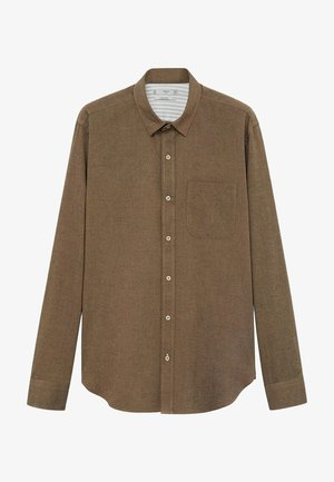 TWILL - Shirt - brown