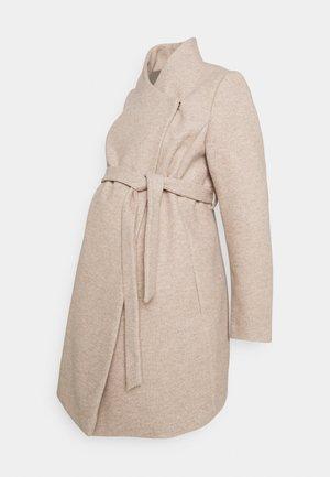 MLNEWROXY COAT - Abrigo corto - sesame melange