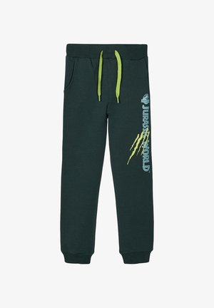 Tracksuit bottoms - darkest spruce