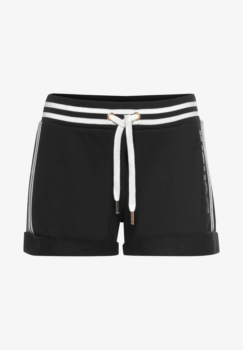 Bench - Shorts - schwarz