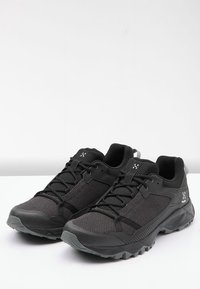 Haglöfs - TRAIL FUSE - Hiking shoes - slate/true black - 3