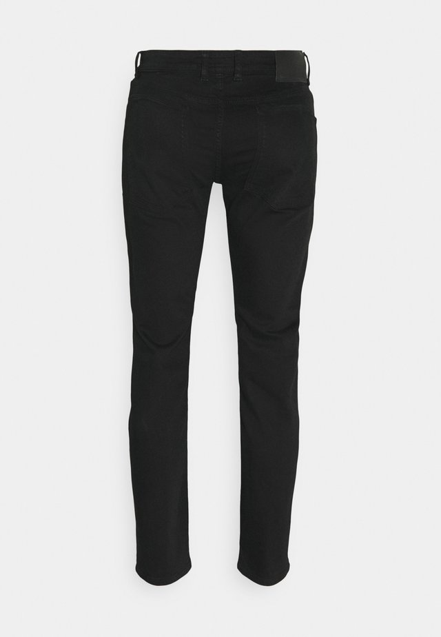 SLICK - Slim fit jeans - black