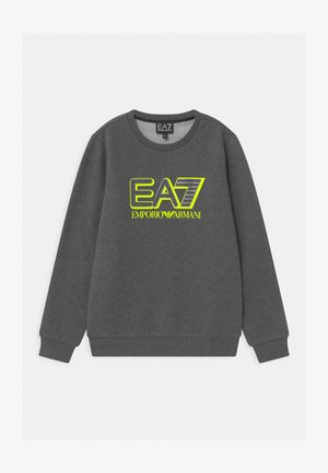 EA7 - Sweatshirt - dark grey