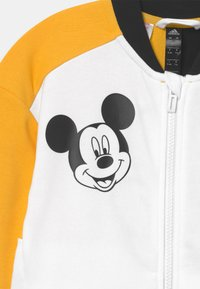adidas Performance - DISNEY MICKEY MOUSE JOGGER - Tracksuit - white/bold gold/black/vivid red - 3