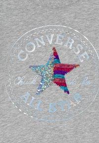 Converse - CHUCK - Top sdlouhým rukávem - lunar rock - 2