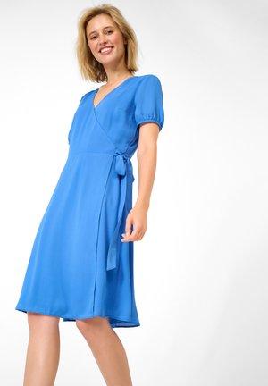 WICKEL - Day dress - himmelblau
