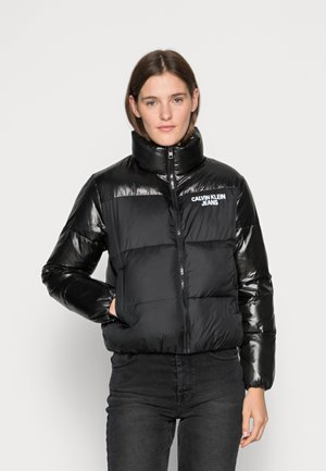 INSTITUTIONAL PADDED JACKET - Winter jacket -  black