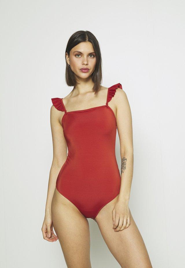 ELLA SWIMSUIT - Badpak - red