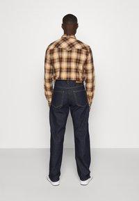 Diesel - D-MACS - Straight leg jeans - rinsed denim - 2