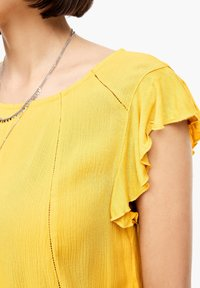s.Oliver - Blouse - yellow - 5
