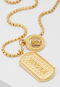 Versace - Halskette - gold-coloured - 6