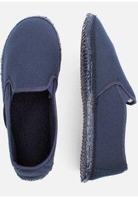 Giesswein - BERLIN - Slippers - dark blue - 2