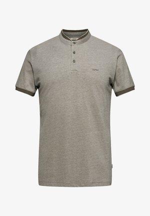 Poloshirts - dark khaki