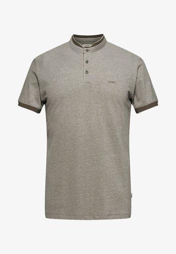 Polo shirt - dark khaki