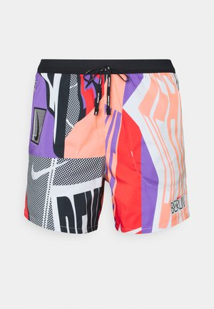 STRIDE SHORT - Korte broeken - bright mango