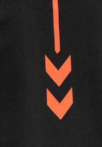 Hummel - HMLACTION - Sweatshirt - black fiesta - 3