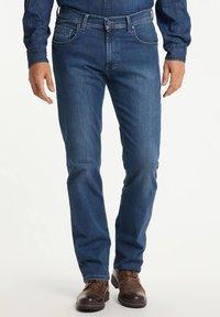 Pioneer Authentic Jeans - RANDO  - Straight leg jeans - stone used - 0