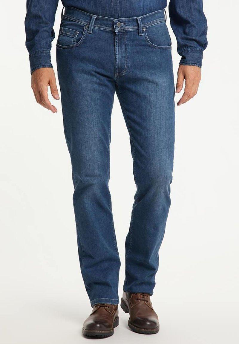 Pioneer Authentic Jeans - RANDO  - Straight leg jeans - stone used