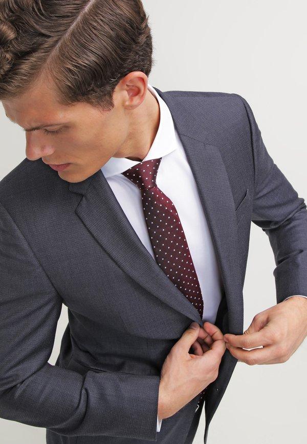 HUGO JASON SLIM FIT - Koszula biznesowa - open white/biały Odzież Męska RDFG