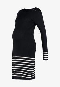 JoJo Maman Bébé - Jumper dress - black/ecru - 6