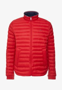 Tommy Hilfiger - PACKABLE DOWN JACKET - Down jacket - red - 4