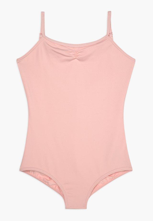 BALLET CAMI LEOTARD WITH ADJUSTABLE STRAPS - Leotard - pink